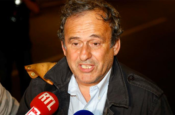 No case opened against Platini in World Cup probe
